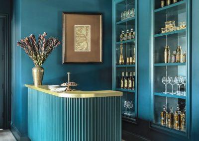 St Louis Interior Designer Jessie D Miller Clayton Road No. 2 2 Bar